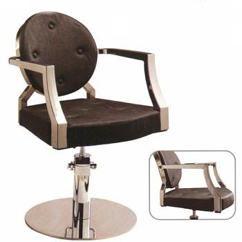 ghế cắt tóc nữ thanh lịch