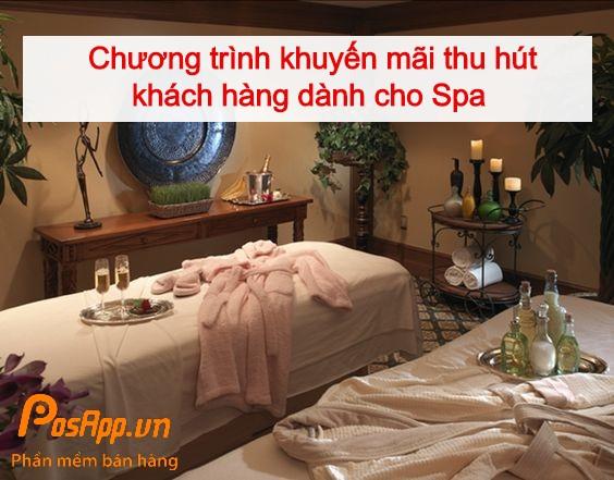 khuyến mãi spa