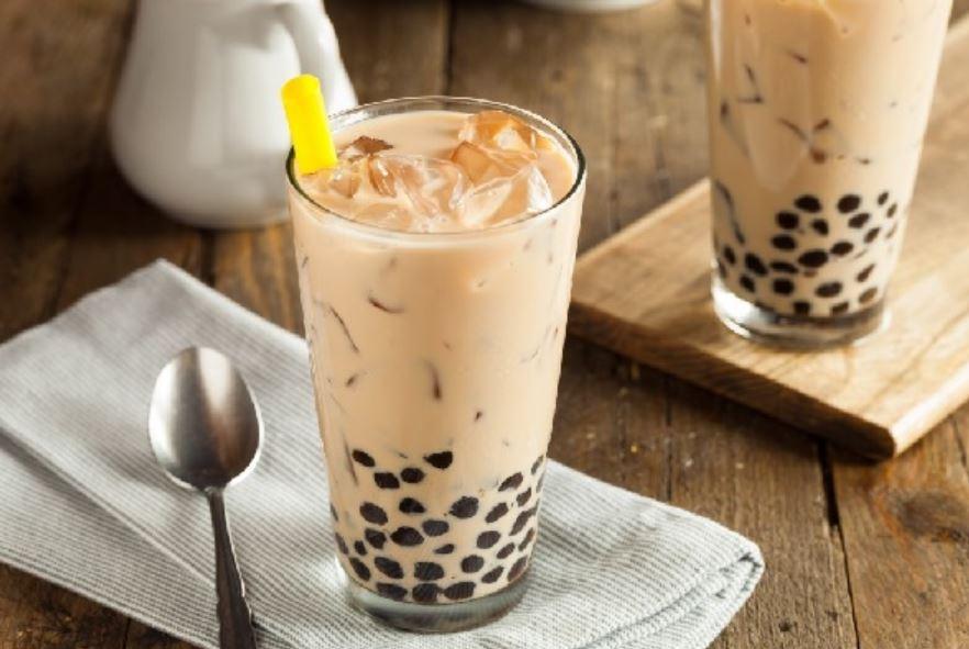 ly trà sữa