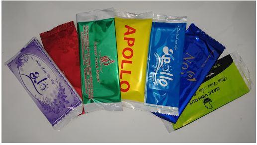 Một số mẫu khăn lạnh