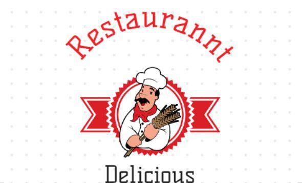 logo nhà hàng đơn giản