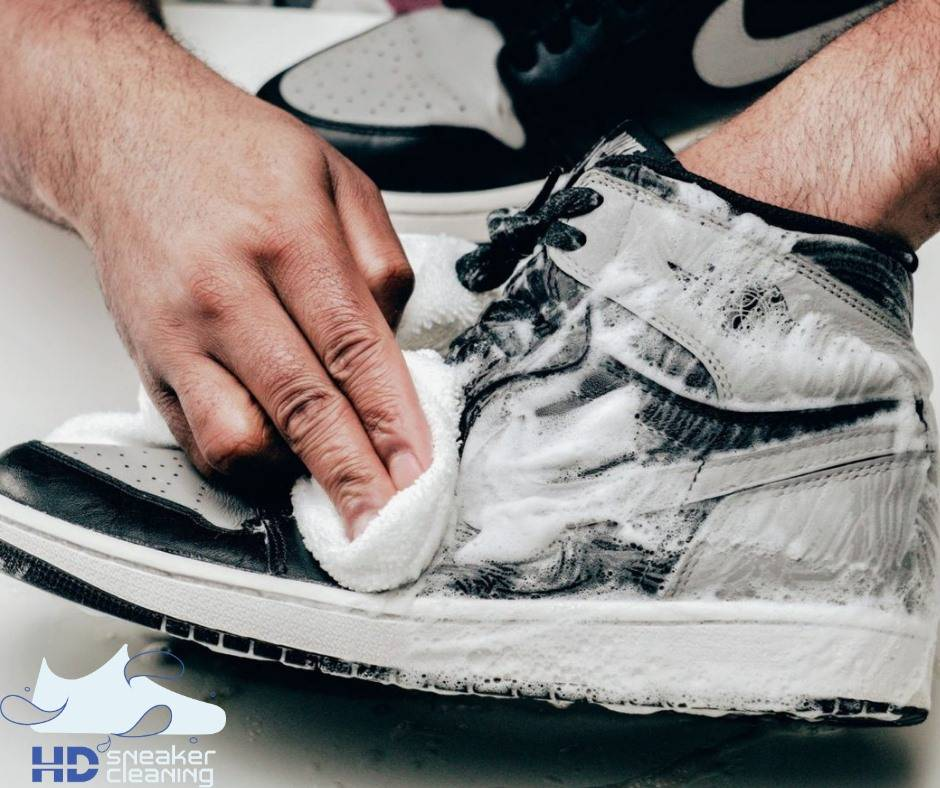 dịch vụ ở HD Sneaker Cleaning