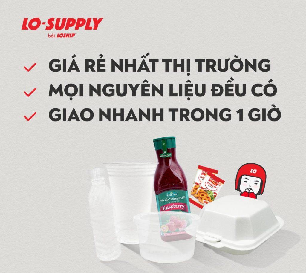 Tại sao nên mua Lo supply