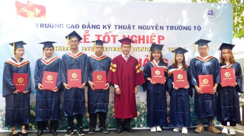 Trường Cao đẳng Nguyễn Trường Tộ