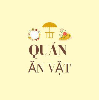 logo quán ăn đơn giản