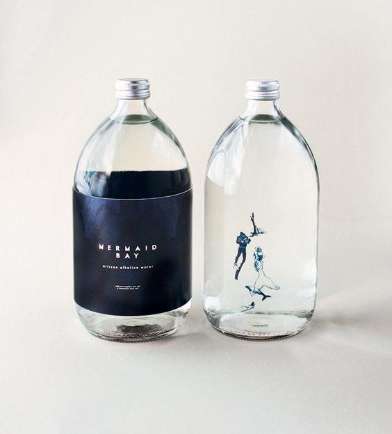 chai thủy tinh đựng nước ép