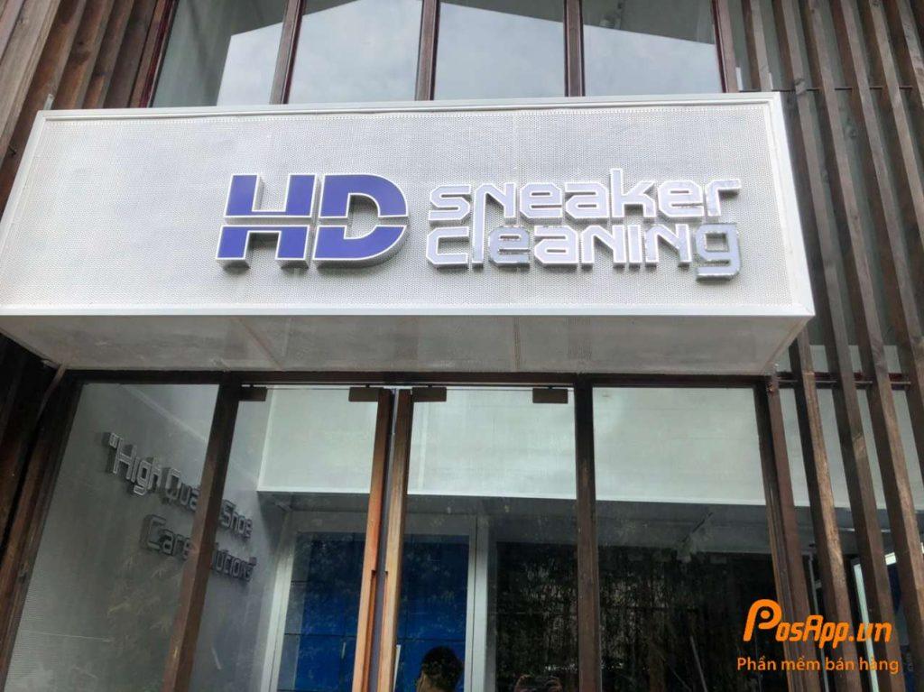 HD Sneaker Cleaning