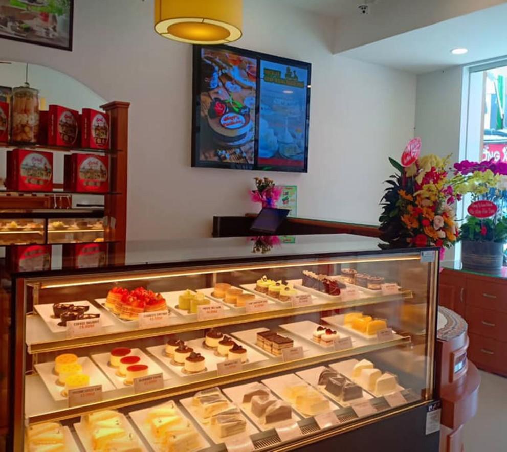 Kinh doanh cửa hàng bánh tại nhà