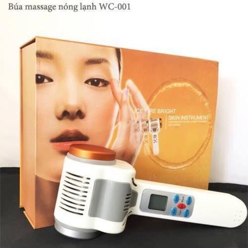 Búa massage nóng lạnh WC 001