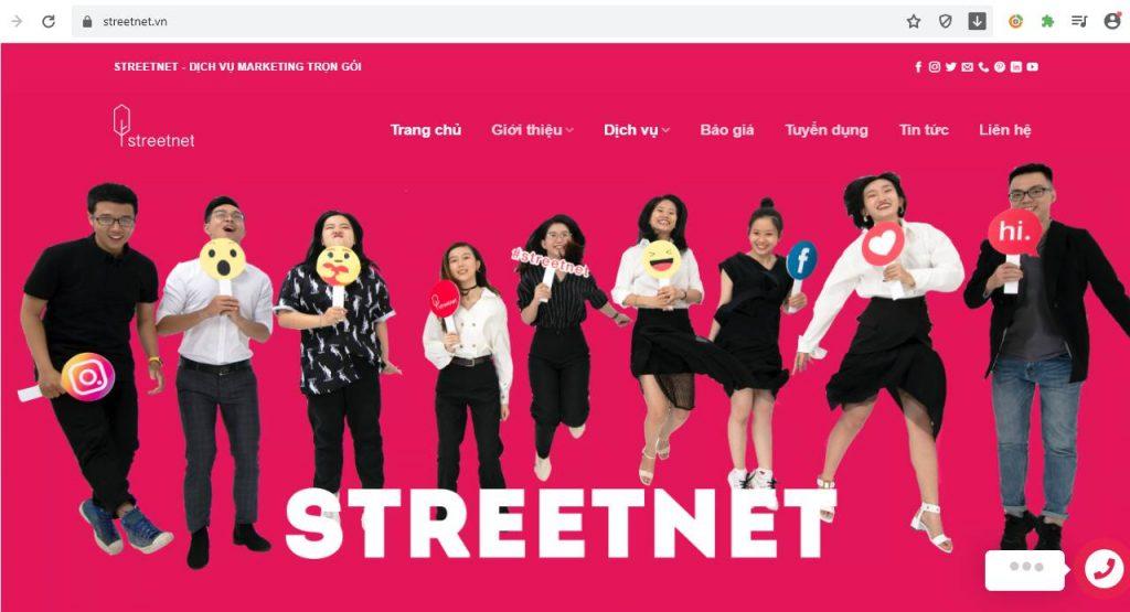 Công ty TNHH Streetnet