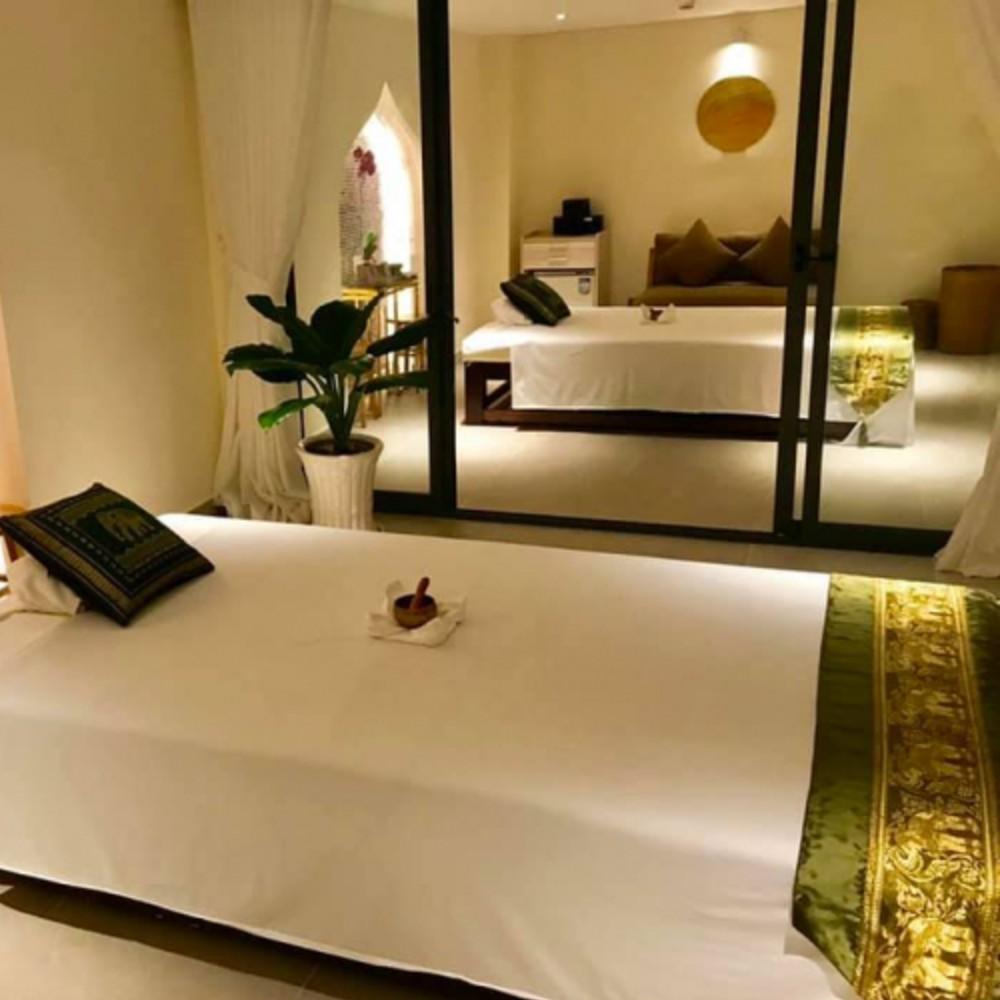 ga giường spa thái