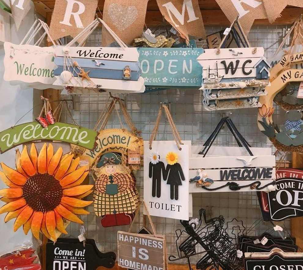 Mở cửa hàng đồ handmade buôn bán nhỏ tại nhà