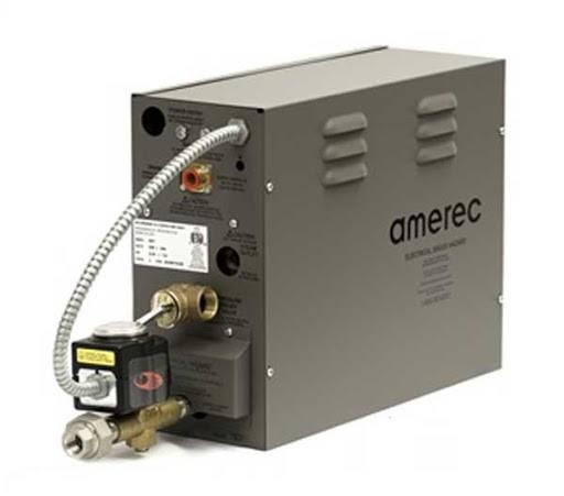 máy xông hơi ướt Amerec 12kw