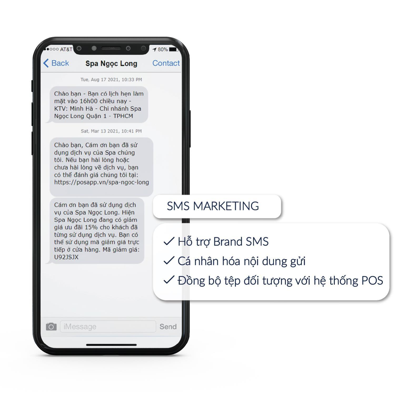 sms marketing spa