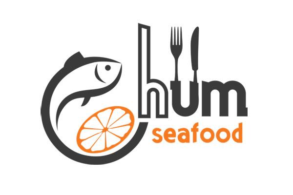logo nhà hàng thú vị