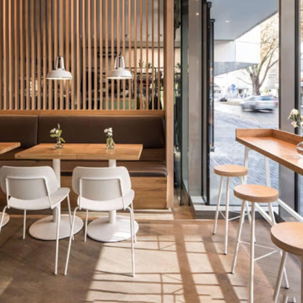 thiết kế quán cafe nhỏ giá rẻ cơ bản