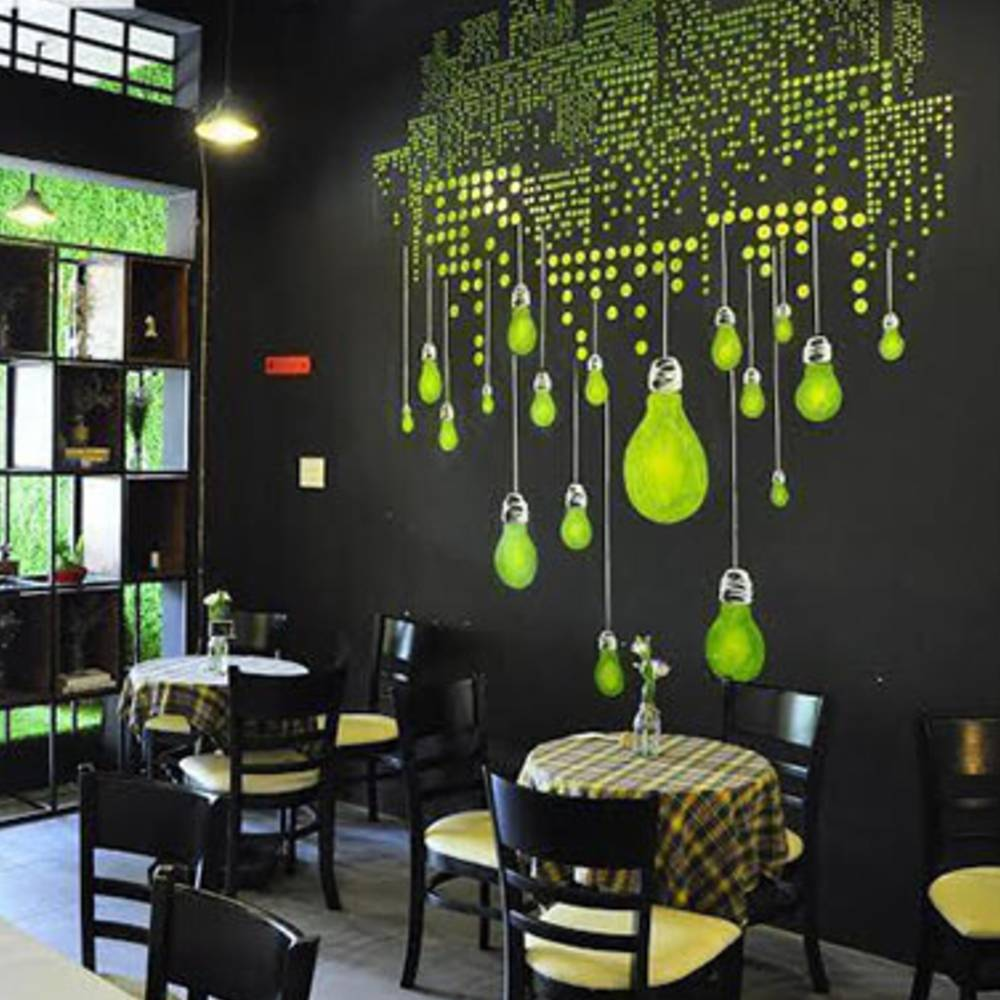 thiết kế quán cafe theo phong cách hàn quốc sáng tạo