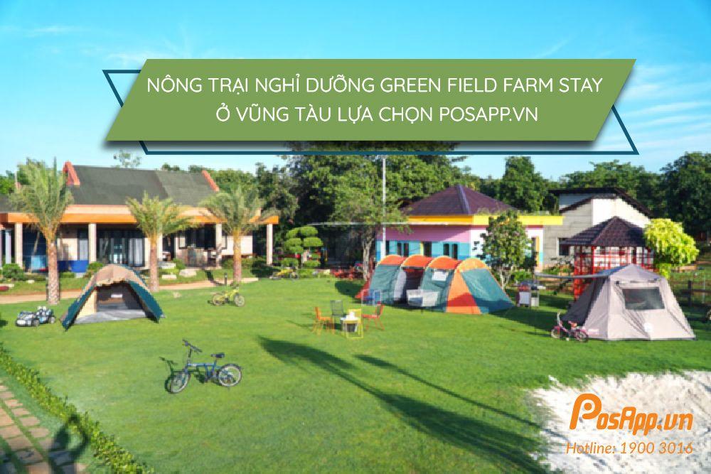 Green field farm stay