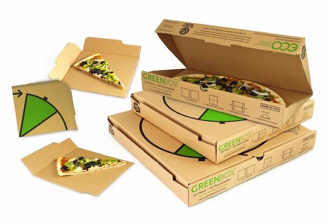hộp giấy kraft đựng thức ăn tiện lợi