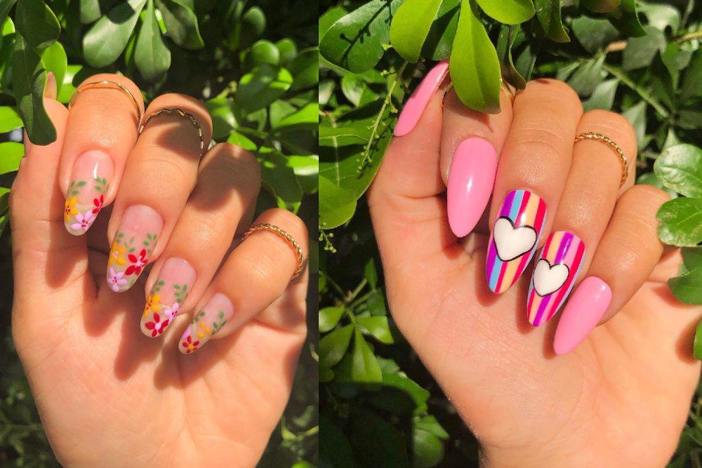 khách hàng spa joy beauty nail