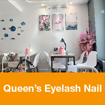 queen eyelash nail