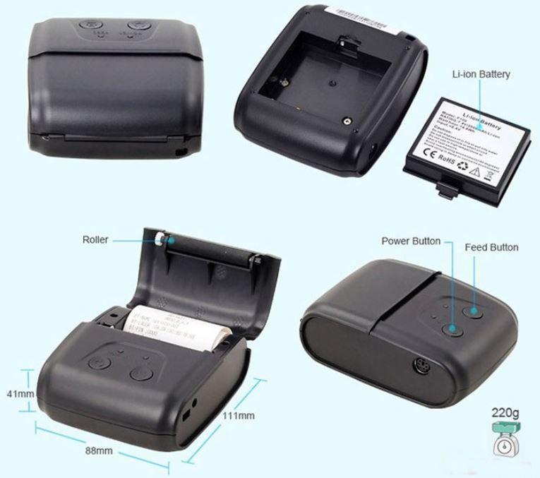 xprinter p200