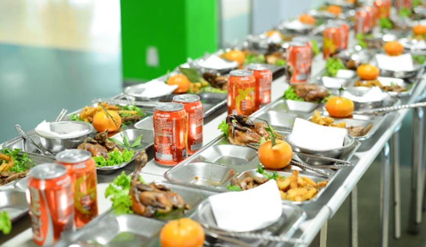 hệ thống quản lý suất ăn