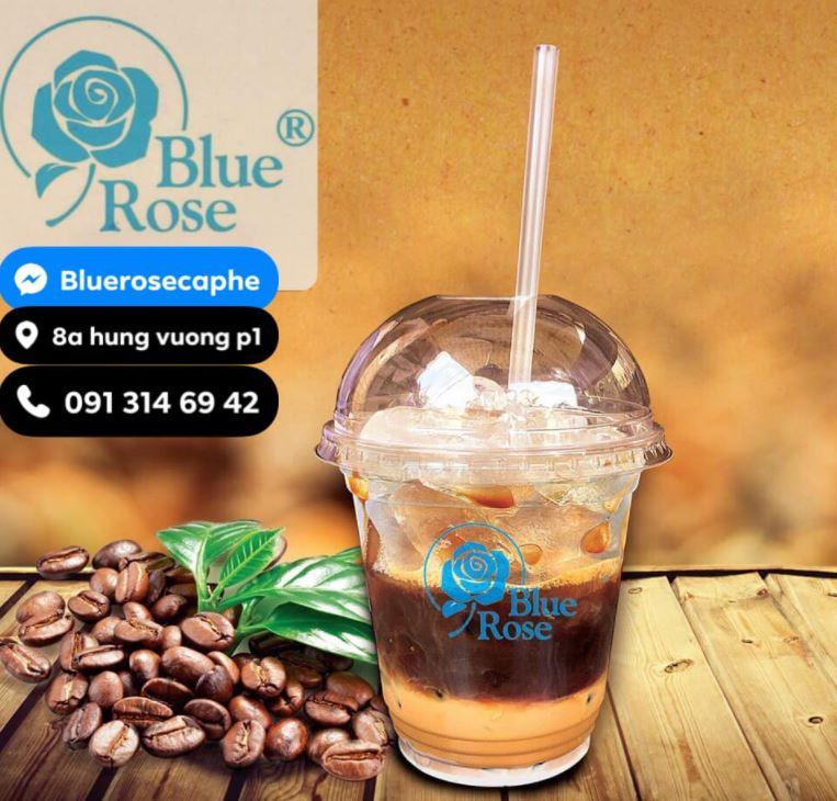nhượng quyền cafe blue rose