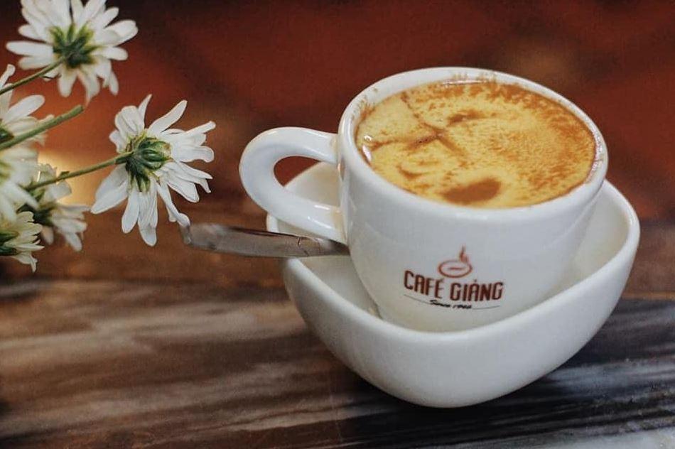 nhượng quyền cafe giảng