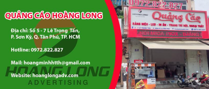công ty Hoàng Long Tân Phú