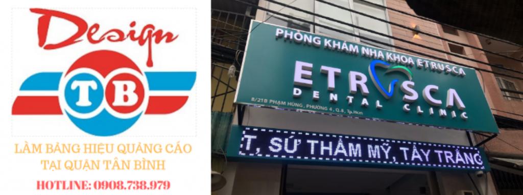 công ty làm biển hiệu QC Tân Bình
