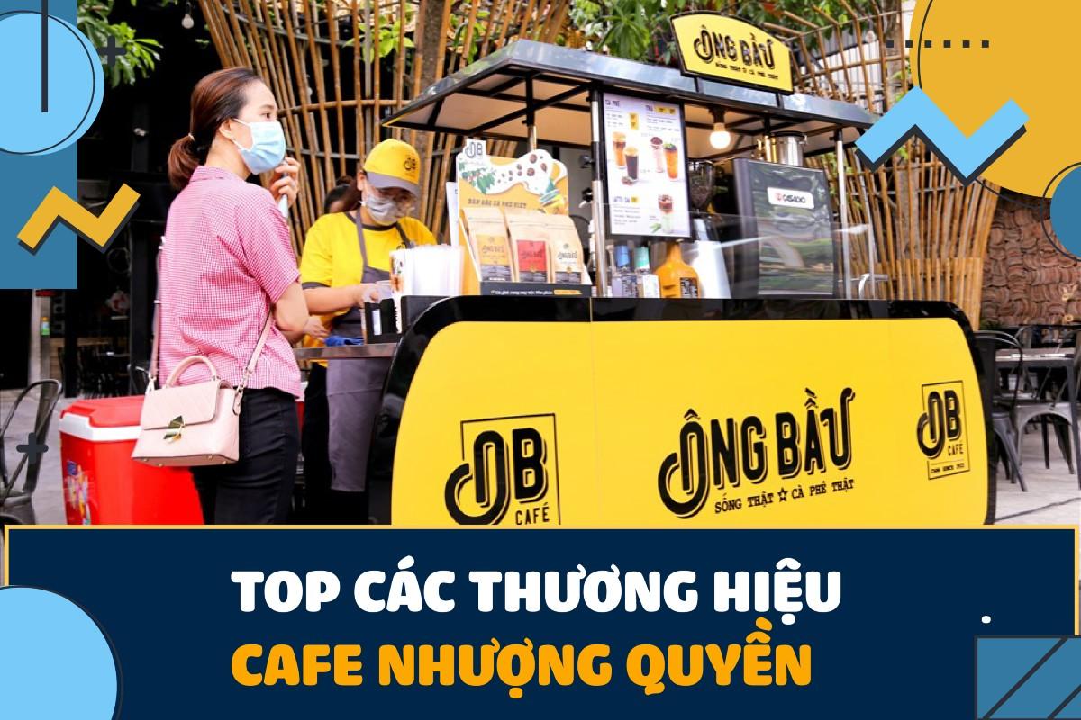Cafe nhượng quyền