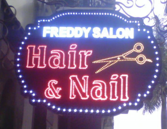 mẫu vẫy tiệm nail