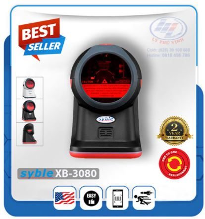 Scanner XB 3080