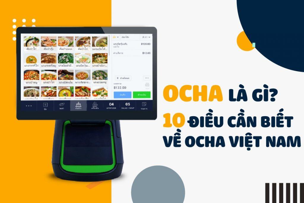 Ocha POS Việt Nam