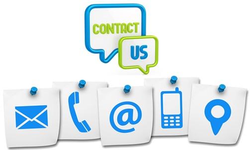 thông tin liên lạc