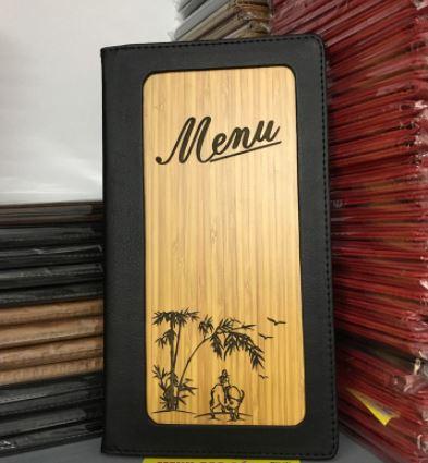 bìa gỗ