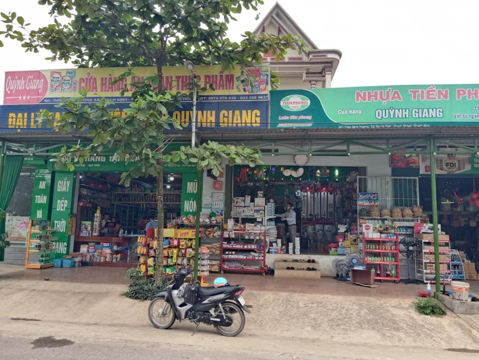 Tạp hóa Quỳnh Giang