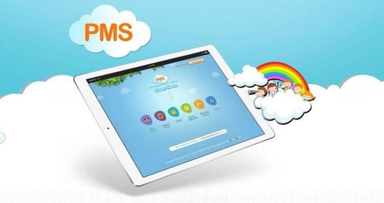 Phần mềm quản lý mầm non PMS
