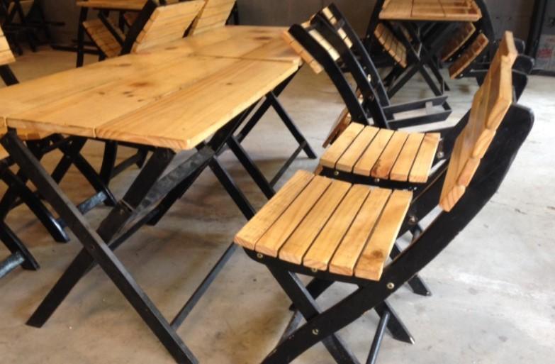 bàn ghế cũ