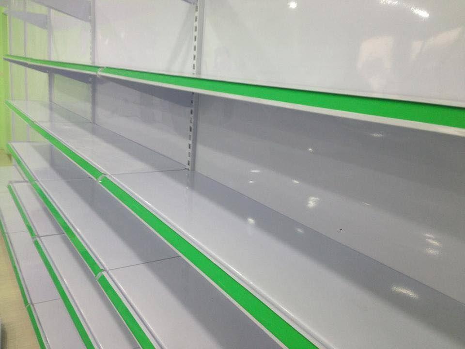 kệ siêu thị tôn liền 3