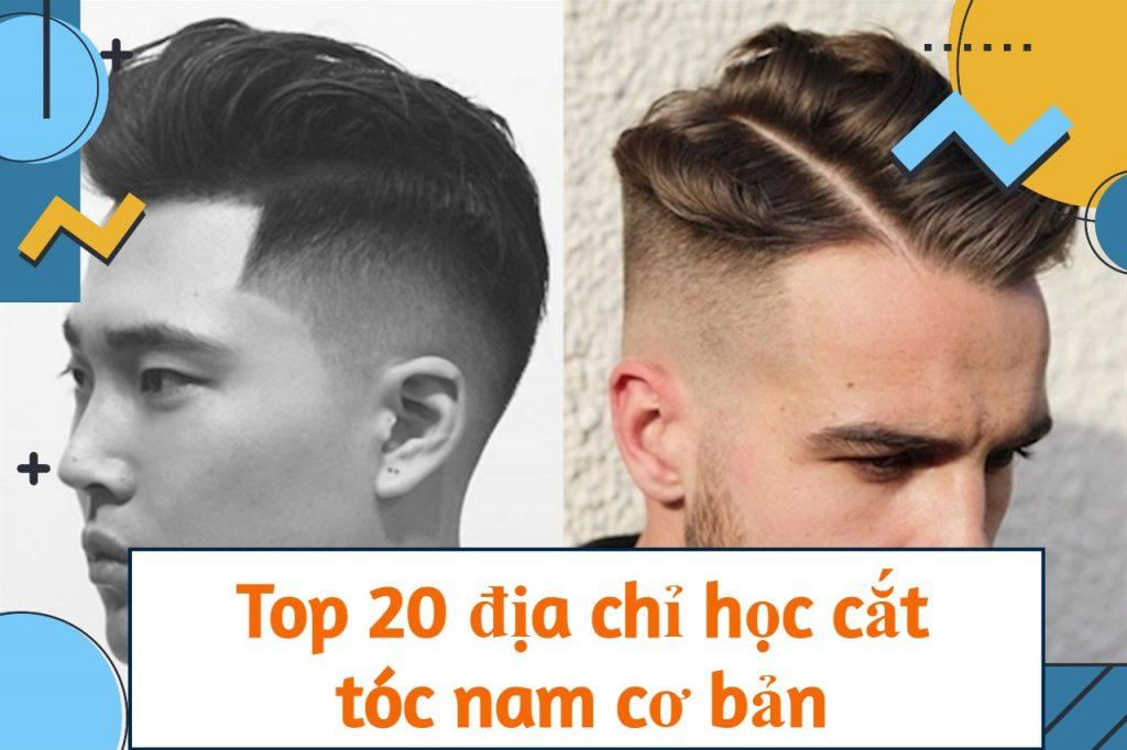 học cắt tóc nam cơ bản