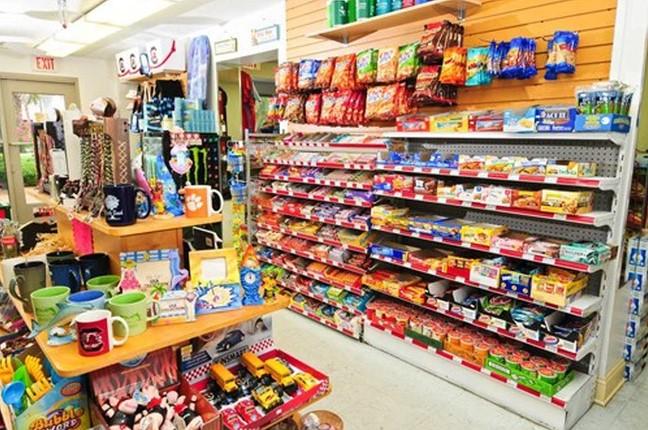 mô hình kinh doanh siêu thị mini