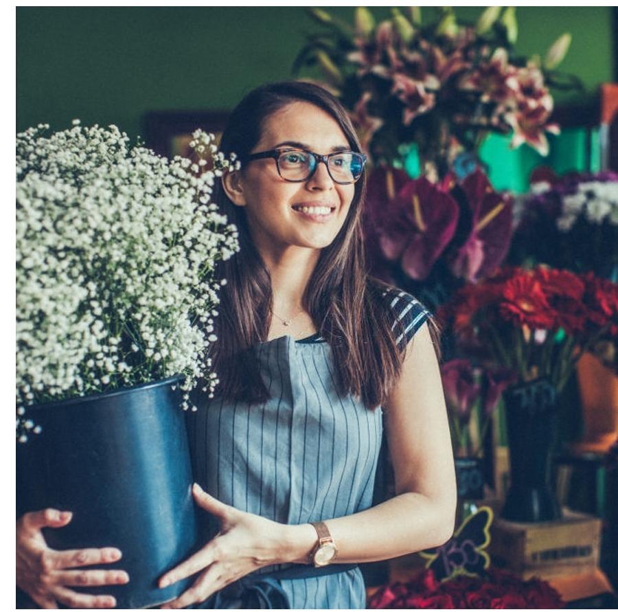 vấn đề quản lý cửa hàng hoa - quà tặng