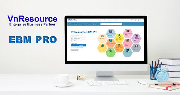 VnResource EBM Pro - phần mềm quản lý trường bán trú