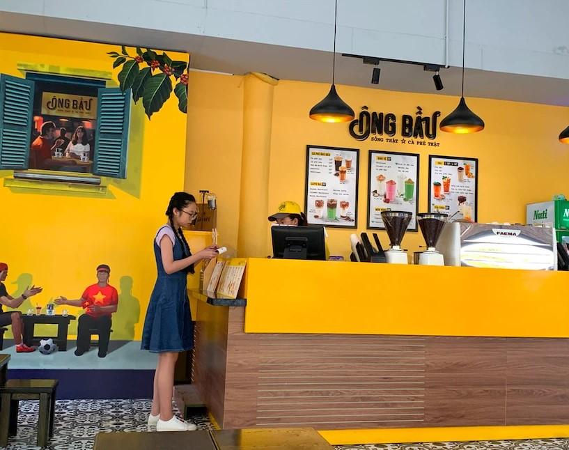 Chi phí nhượng quyền cafe ông Bầu