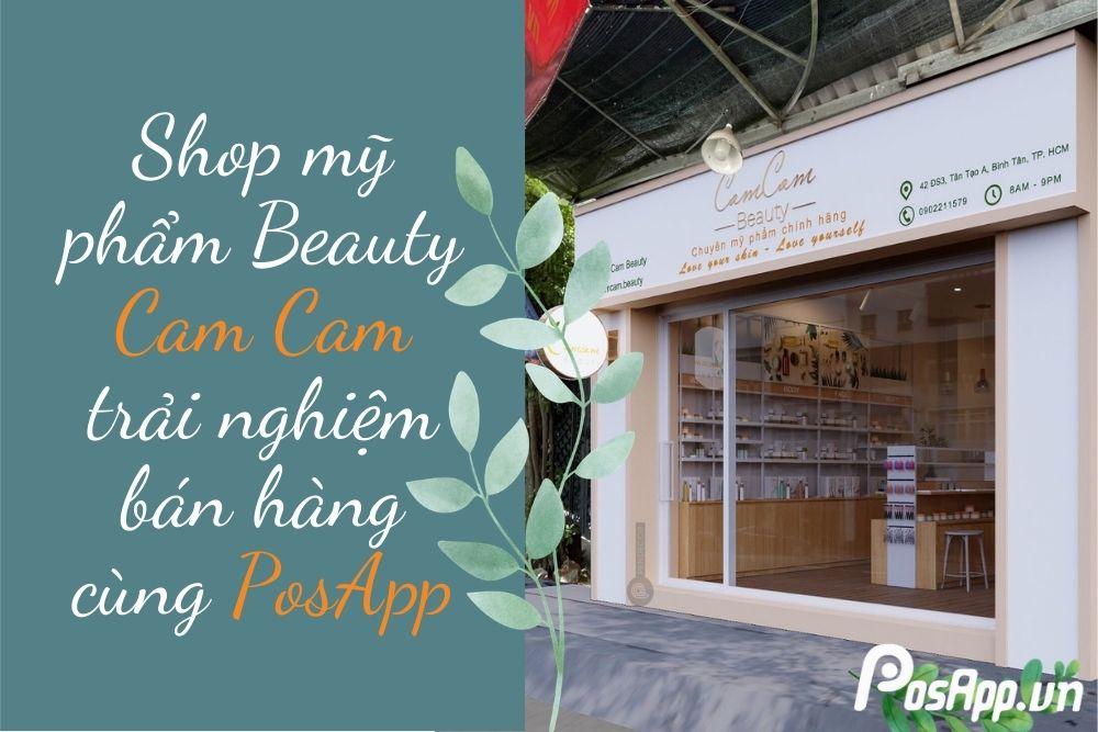 Shop mỹ phẩm Beauty Cam Cam