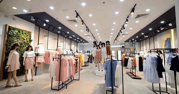 Mở shop thời trang