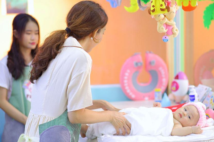 Tìm hiểu nghiệp vụ spa mẹ và bé