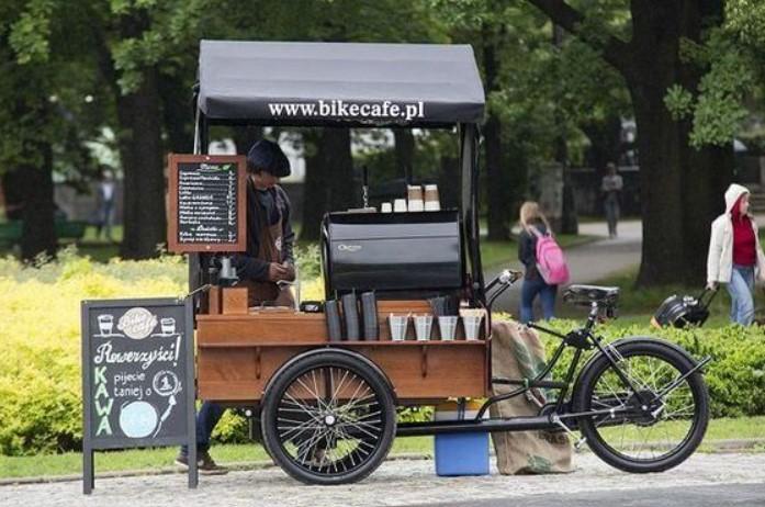 cafe- akeaway mở quán cà phê pha máy